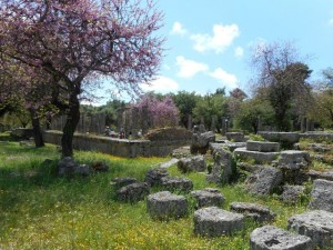 Ancient Olympia, Peaceful and Beautiful
