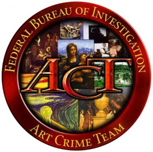 FBI ACT logo