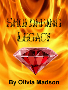 Smoldering Legacy Book Cover