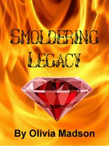 Smoldering Legacy Book Cover